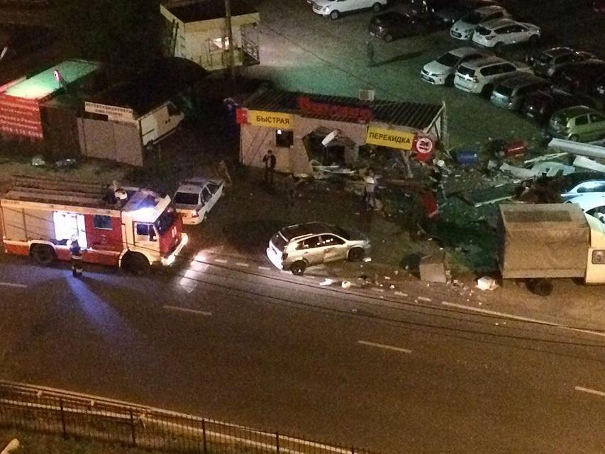 ВСамаре случилось  ДТП срейсовым автобусом, пострадали 7 человек