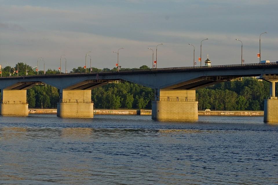 ВПерми надва месяца ограничат движение наКоммунальном мосту