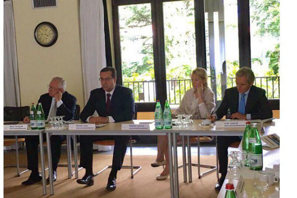Молдова, Украина иГрузия попросят «дорожную карту» вступления вЕС