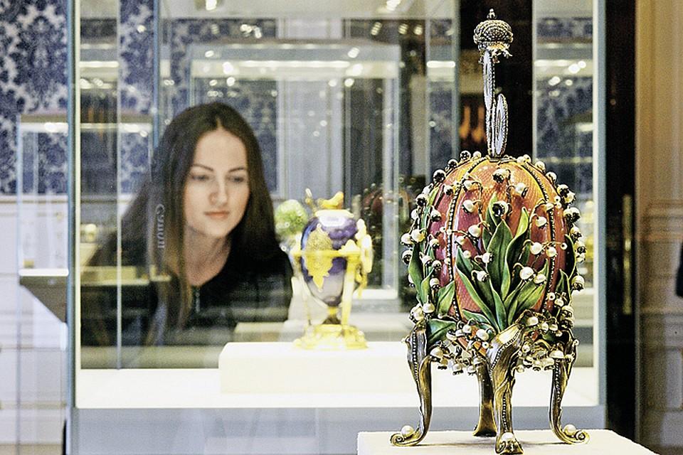 СМИ узнали, как именно музей Фаберже расширят за1,5 млрд руб.