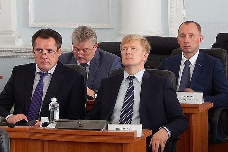 Сенатором отСевастополя стал экс-командир крейсера «Москва»