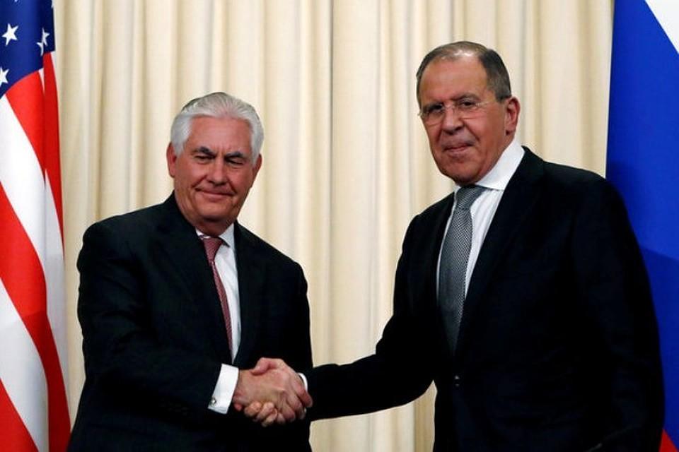 Лавров назвал США «незваными гостями» вСирии