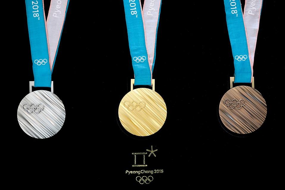 Организаторы Олимпиады-2018 представили медали турнира