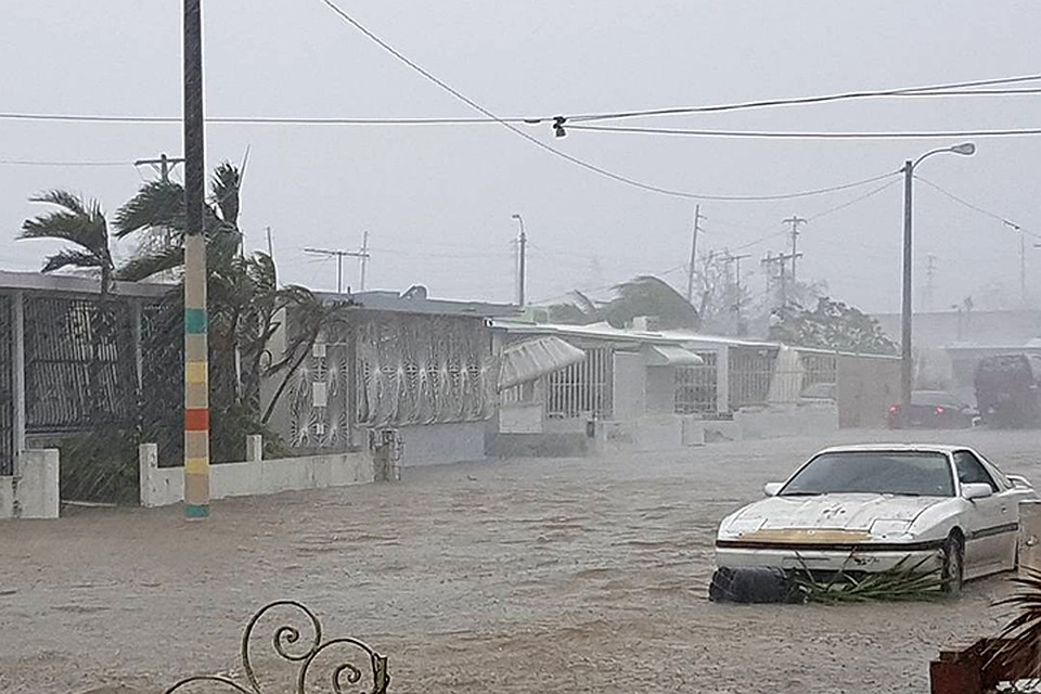 Жертвами урагана «Мария» вДоминике стали 15 человек