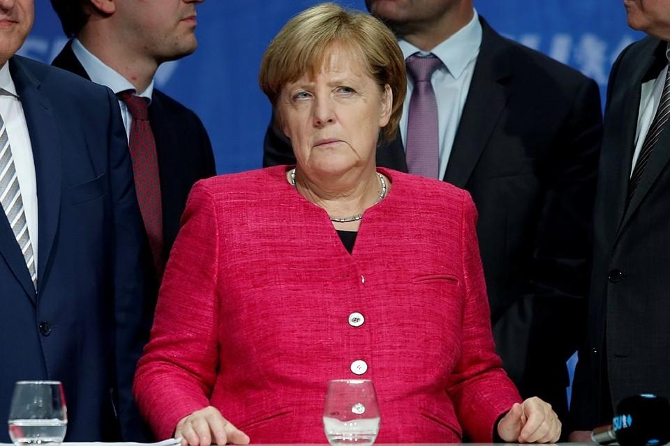 Трамп пожелал Меркель удачных выборов вБундестаг