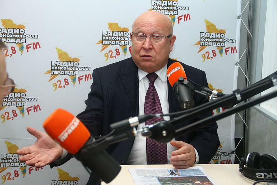 Политолог: «Губернатор Нижегородской области ушел вотставку из-за возраста»