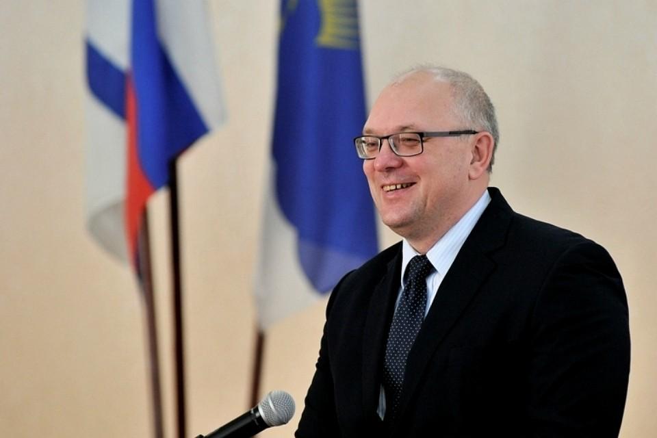 Совет депутатов ЗАТО г.Североморск проголосовал заВладимира Евменькова