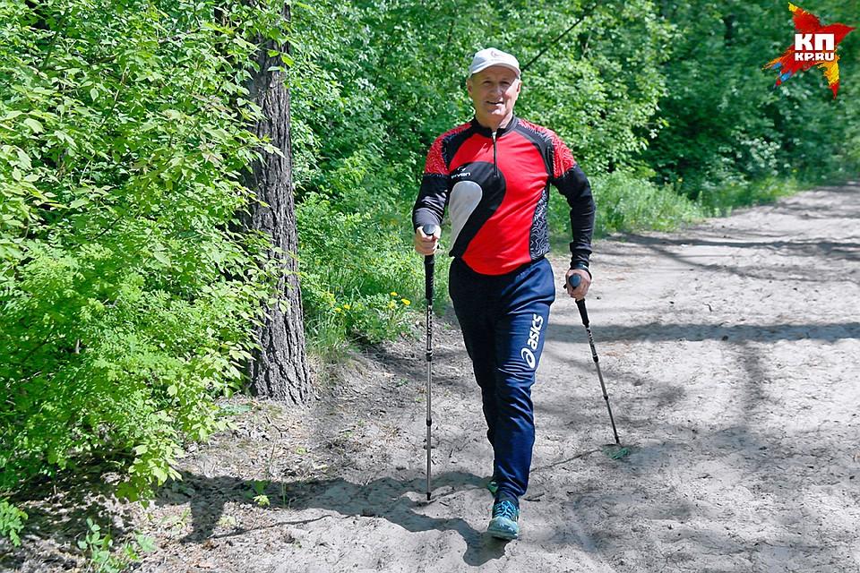 30сентября вОрле пройдет Всероссийский день ходьбы