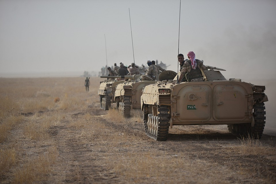 Боевики ИГИЛ* совершили нападение насилы Ирака угорода Рамади
