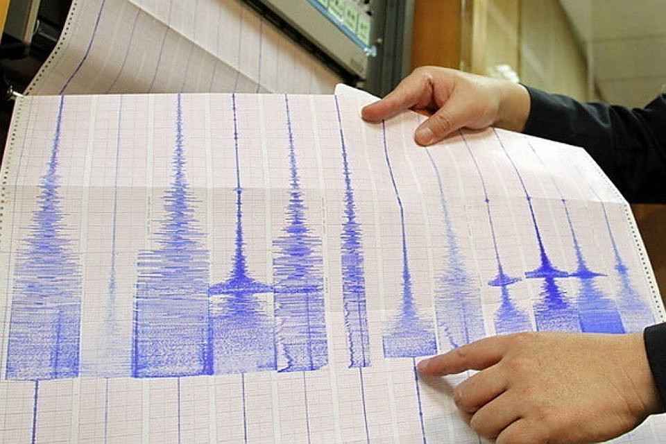 Слабое землетрясение произошло напобережье вСочи
