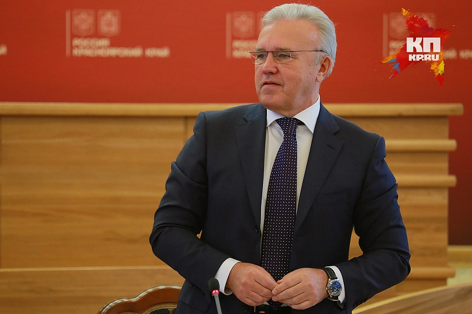 Новым главой Красноярского края назначен спикер краевого парламента Александр Усс