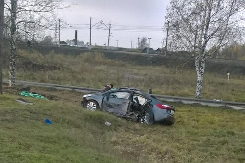 ВКузбассе натрассе повине нетрезвого водителя случилось смертельное ДТП