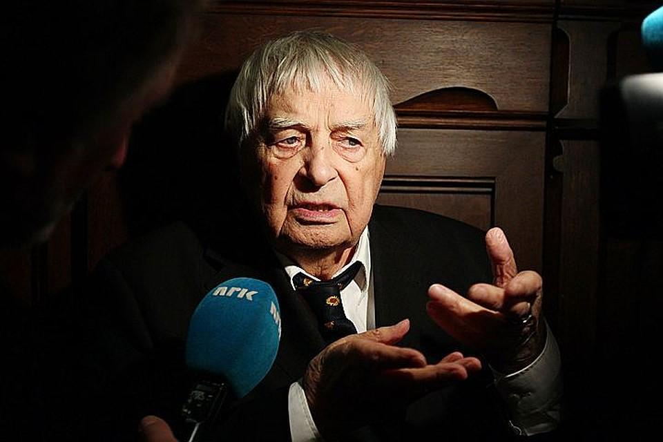 Именем Юрия Любимова названа новая международная театральная награда