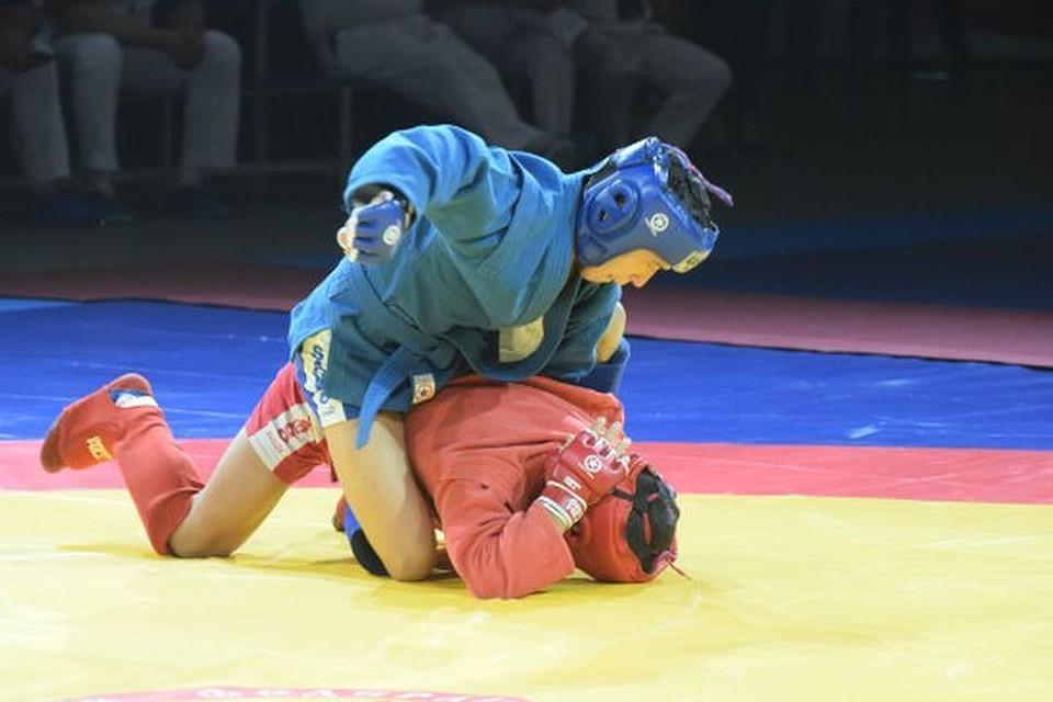 НапервенствеРФ побоевому самбо дагестанские спортсмены завоевали 3 бронзы