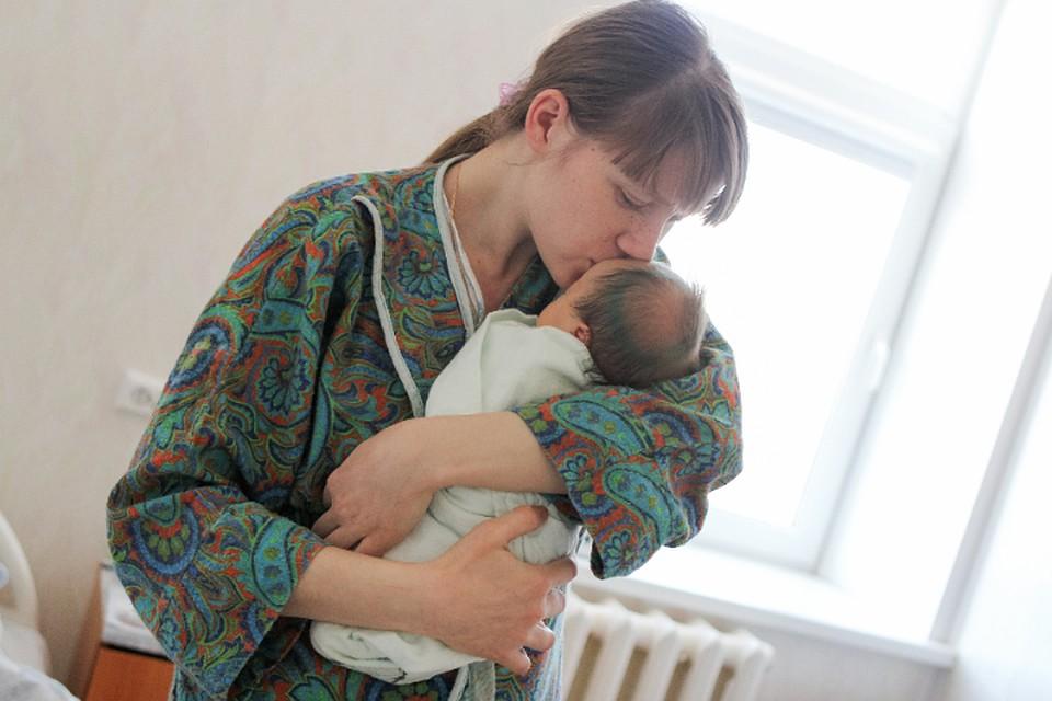 Дети, рождённые вдень Хабаровского края, будут получать памятные медали