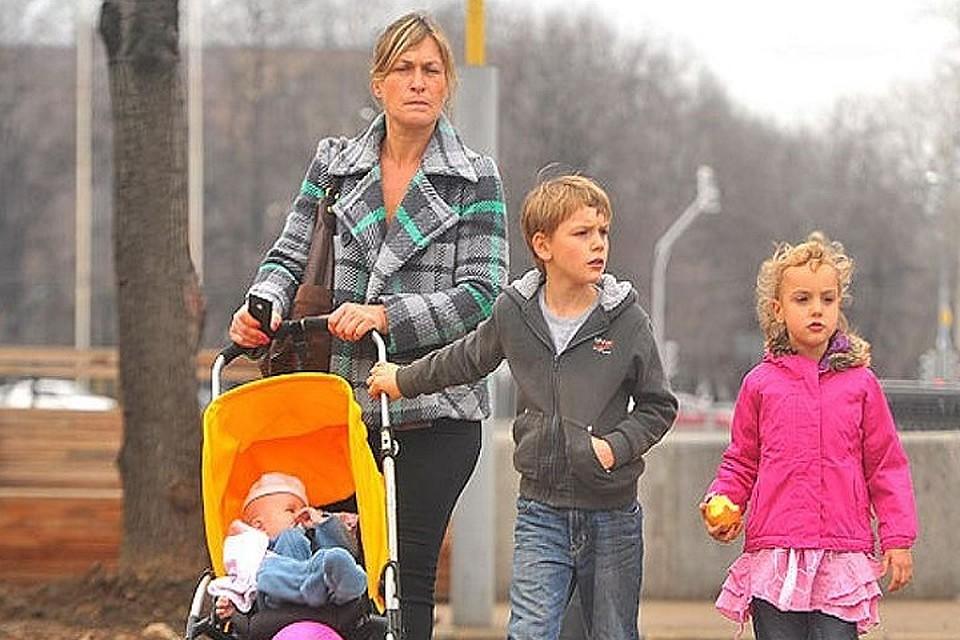 Численность детей в РФ достигла максимальной отметки за15 лет
