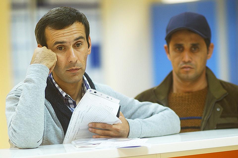 Вгостинице вцентральной части Москвы зарегистрировали неменее 66 тыс. мигрантов