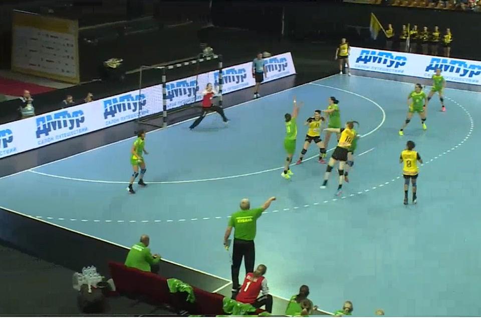 ГК «Ростов-Дон» обыграл «Кубань»