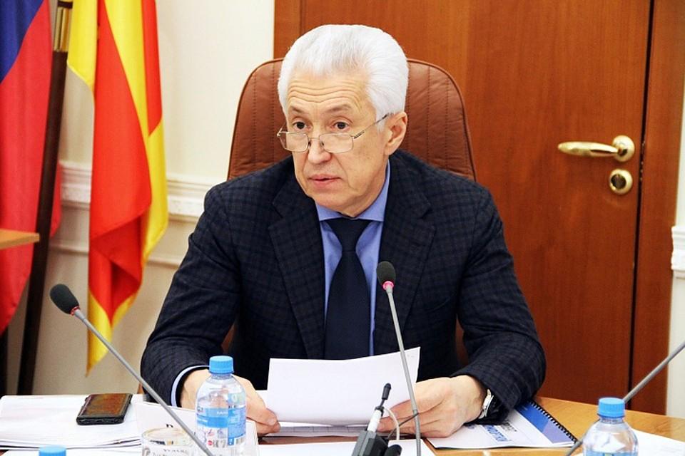 Владимир Васильев пообещал Госдуме отчитываться за каждый рубль выделенный Дагестану