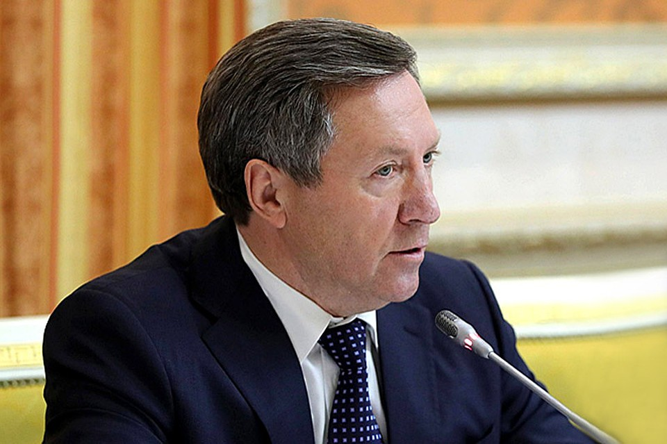 ПрезидентРФ Владимир Путин похвалил Воронежскую область затемпы роста АПК