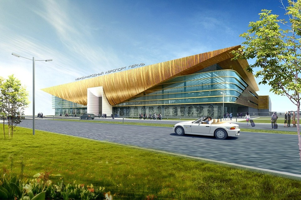 Специалисты посоветовали свои варианты названий нового терминала пермского аэропорта