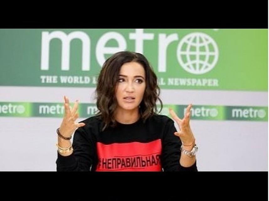 Ольга Бузова в 2024 желает баллотироваться впрезиденты