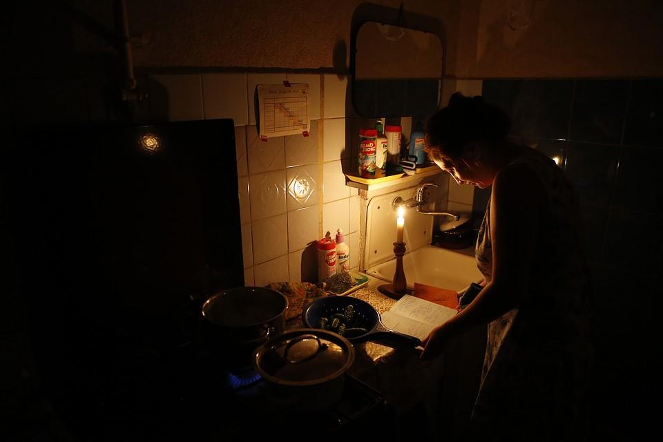 ВКалининградской области 40 000 человек остались без света из-за пожара
