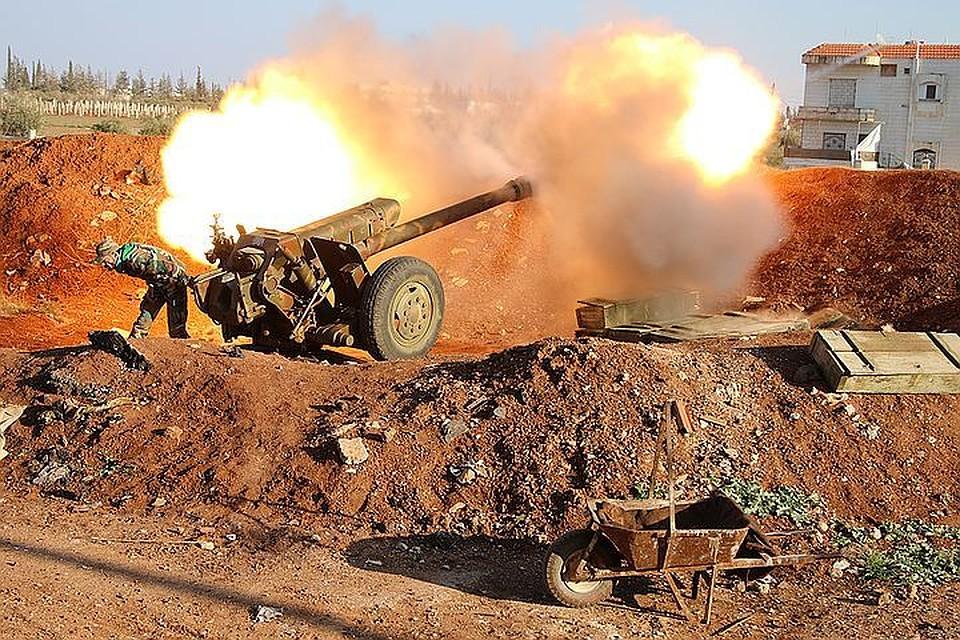 Сирия подверглась авиаудару состороны ВВС Израиля