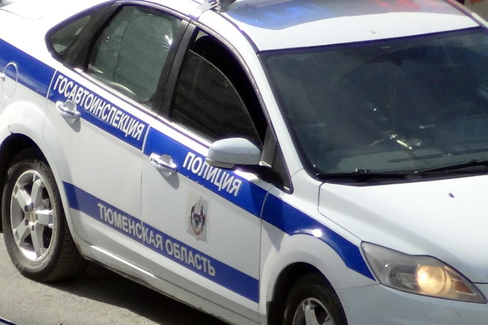 Школьник народительской машине устроил ДТП вцентре Тюмени