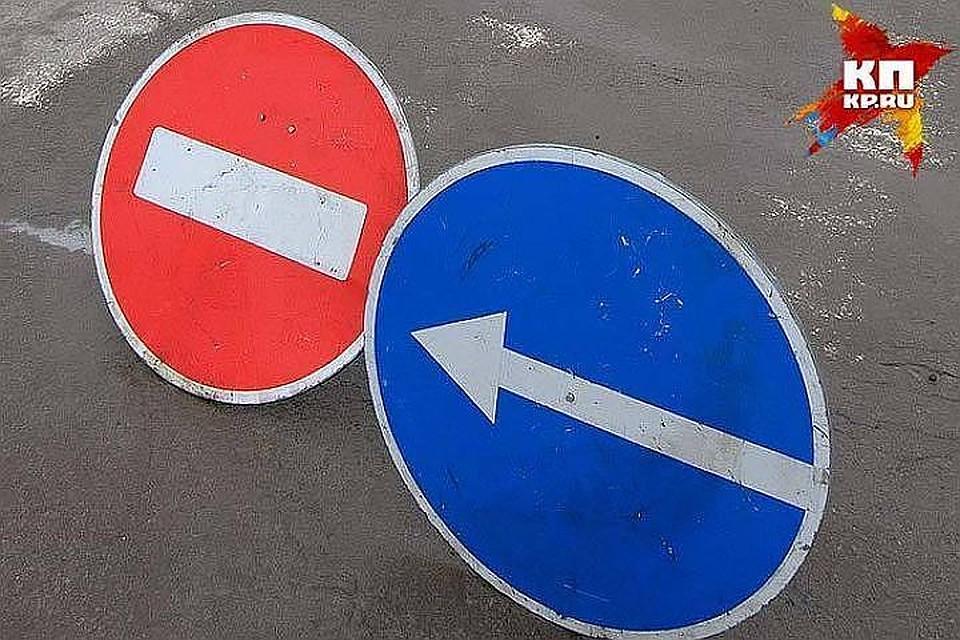 Перекрёсток Наставников иЛенской нанеделю закроют для транспорта
