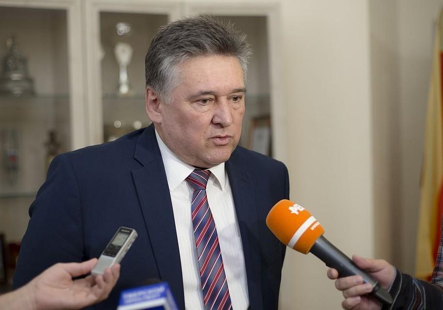 Первым кандидатом надолжность руководителя города Твери стал Владимир Барастов