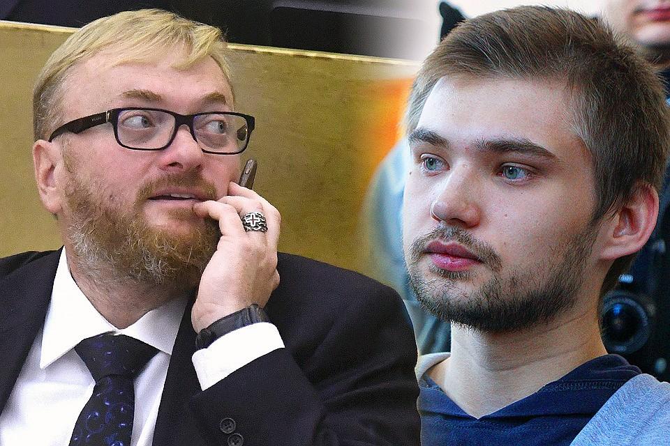 Виталий Милонов вызвал набатл Руслана Соколовского. Андрей Кабанов— следующий