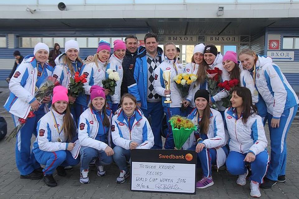 Хоккеистки иркутского «Рекорда» вышли вфинал Кубка мира вШвеции
