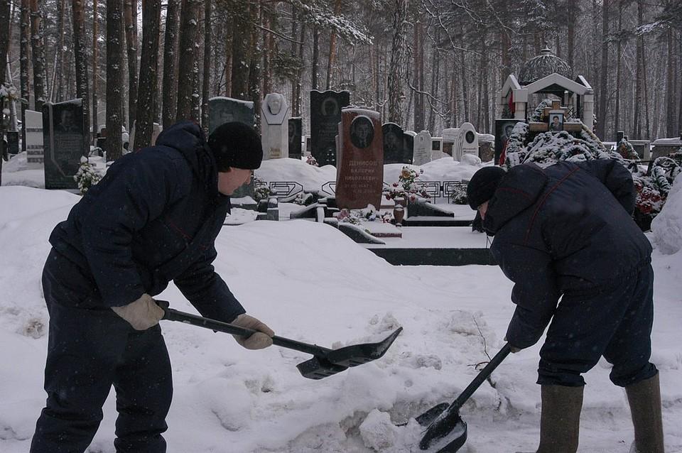 Новосибирские приставы отправили 78 должников накладбища