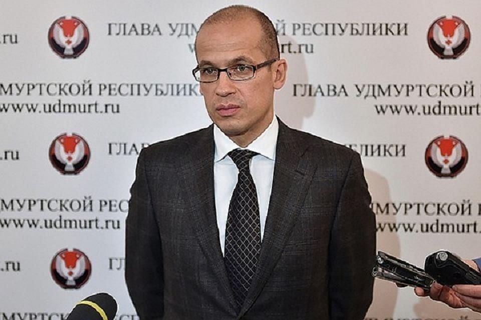Руководитель Удмуртии подписал проект закона обюджете республики на следующий год