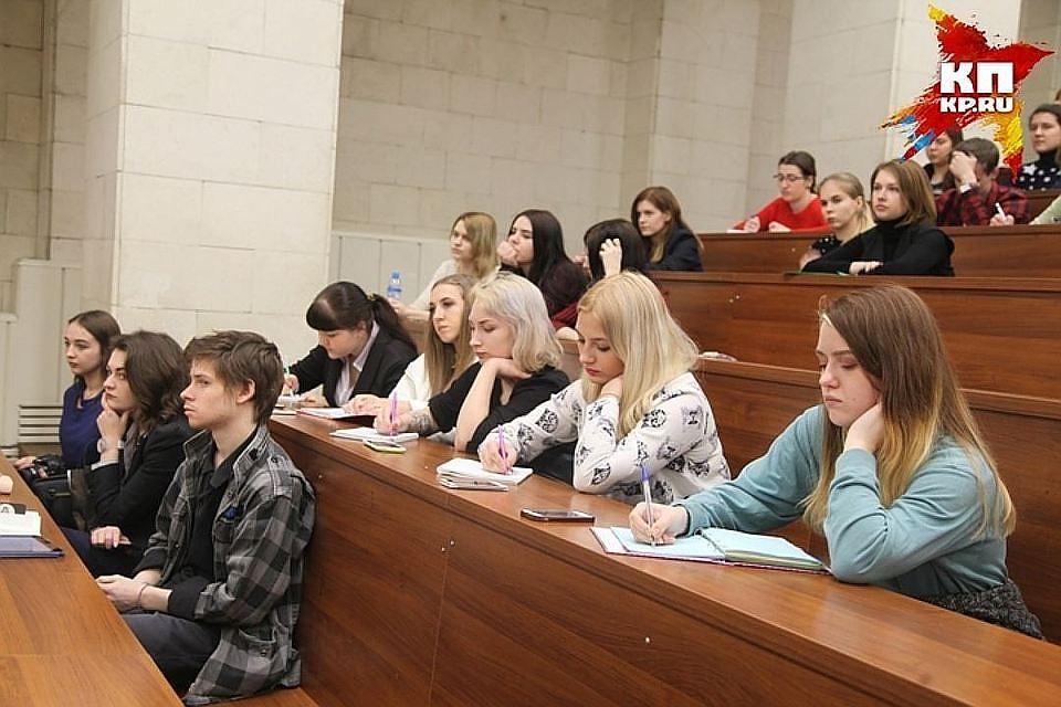 Обучение нанескольких гуманитарных факультетах Воронежского госуниверситета с2018 года будет платным