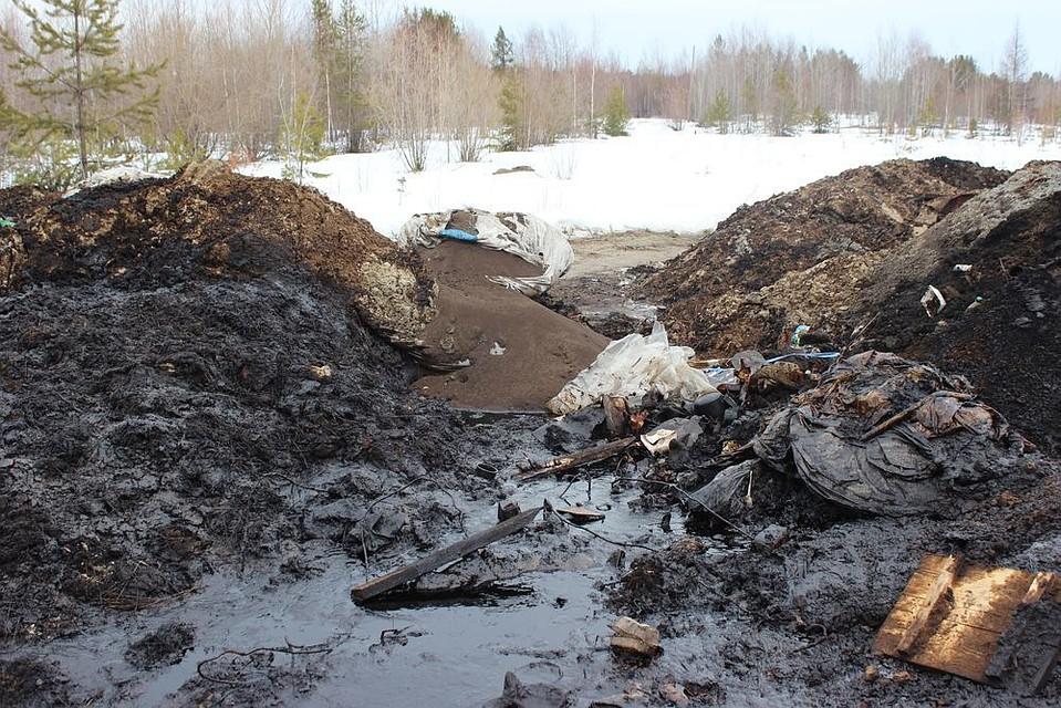 ВУдмуртии возбудили уголовное дело пофакту загрязнения окружающей среды