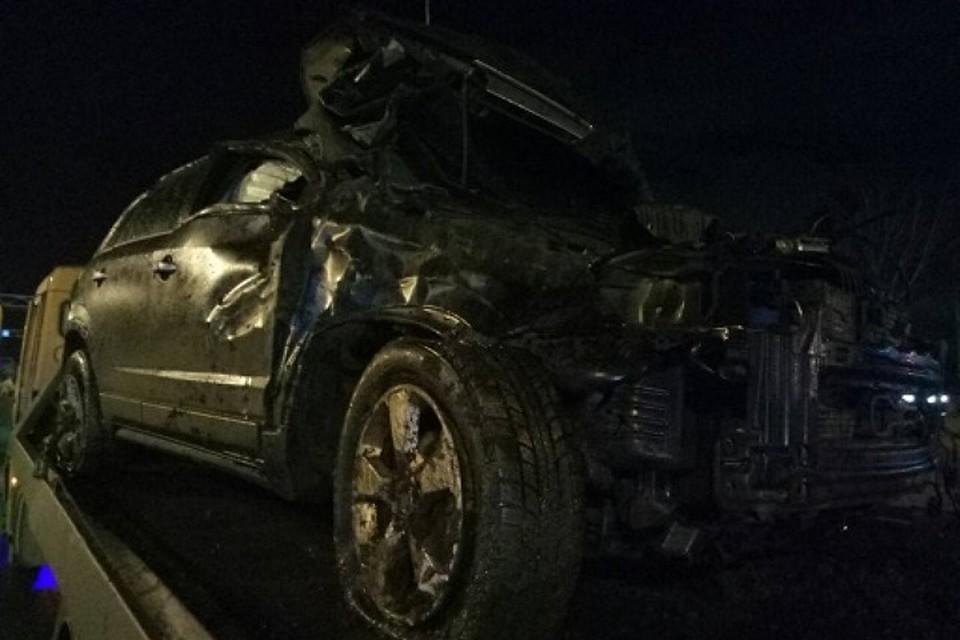 Машина вылетела вкювет: под Пермью в трагедии умер шофёр иномарки