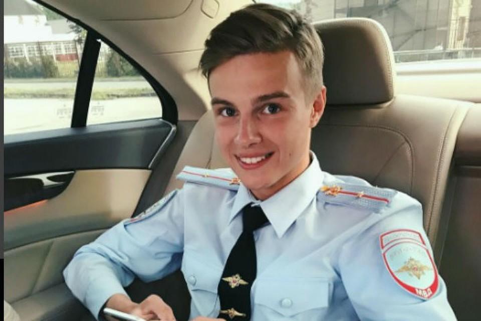 Ургант пригласил «няшного» полицейского работать наПервом канале