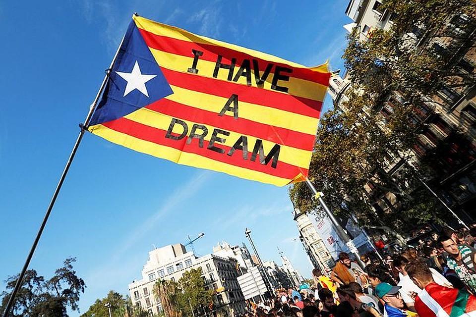 КСИспании аннулировал разрешающие референдум вКаталонии документы