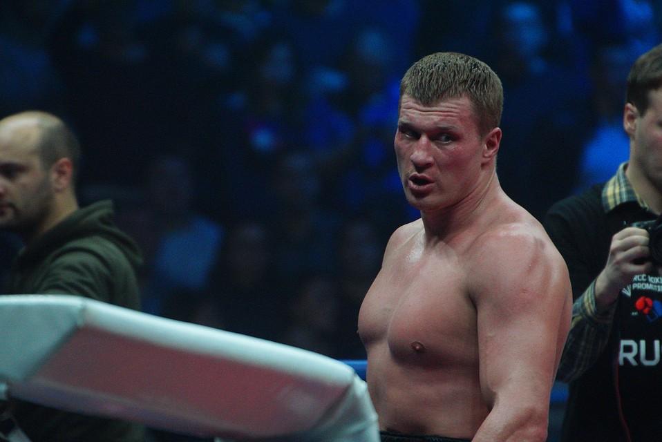 Поветкин объявил, что пока несобирается заканчивать карьеру