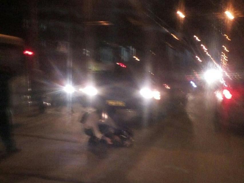Пассажирский автобус сбил женщину-пешехода вБарнауле