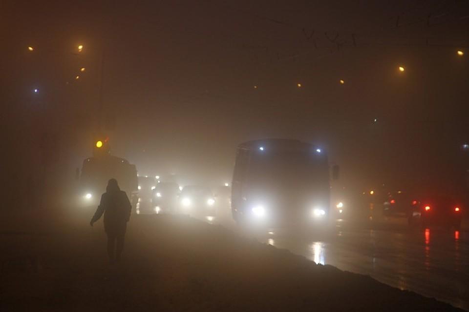 Туман игололед ожидаются вТатарстане всубботу