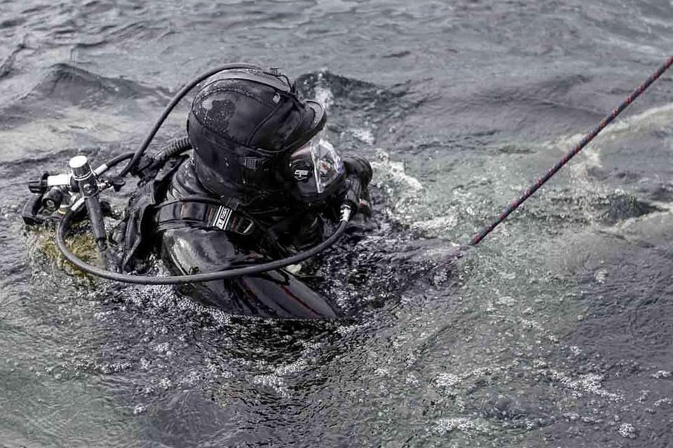 ИзГолубого озера вКБР невсплыл дайвер