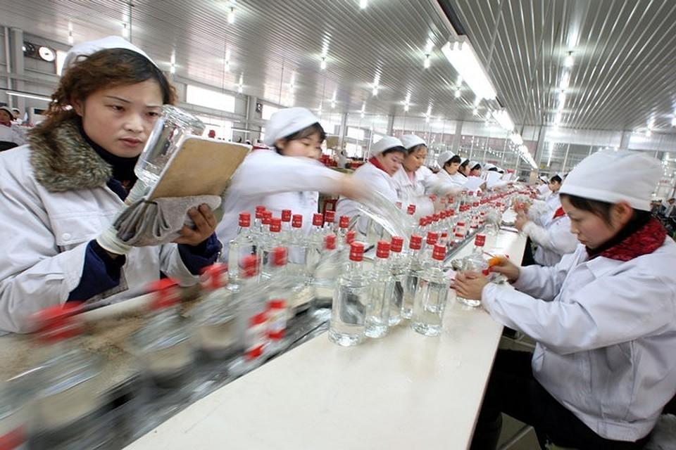 Alibaba предложила приобрести пожизненный запас китайской водки