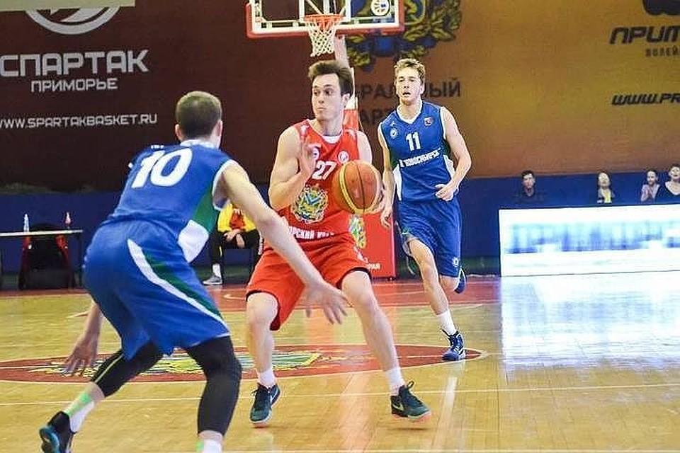 Баскетбольная «Самара» вматче Суперлиги переиграла «Спартак-Приморье»