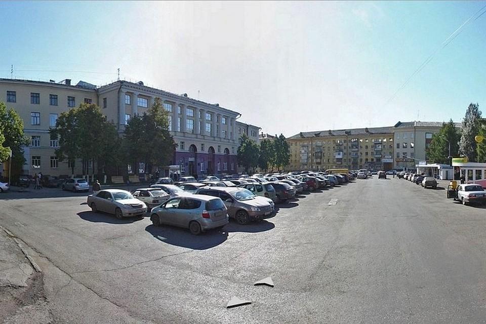 Нанескольких дорогах Кемерова запретят парковаться