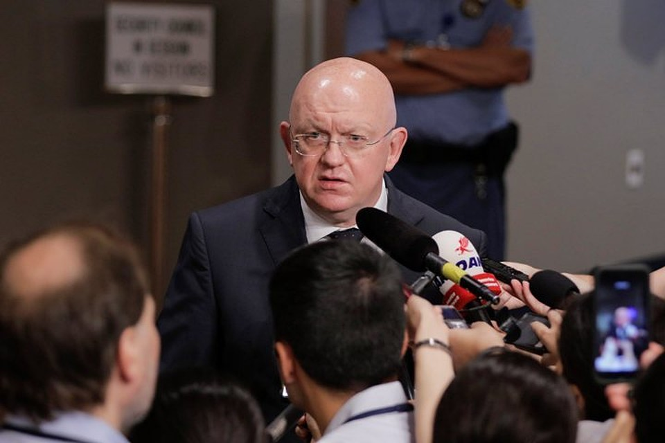 Москва иВашингтон обсуждают продление расследования химатак вСирии