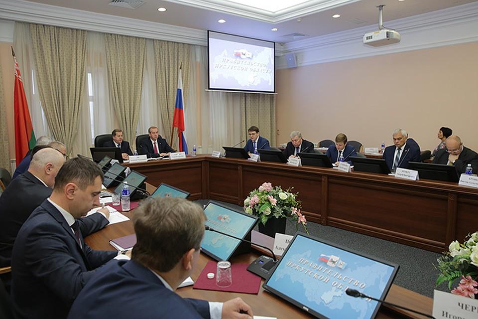 Иркутская область иБеларусь заинтересованы вразвитии сотрудничества— Сергей Левченко