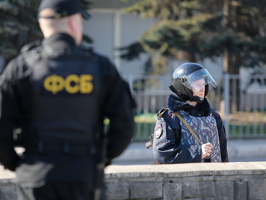 Бойцы ФСБ вПодмосковье устранили нарколабораторию иизъяли 20кг запрещенных веществ